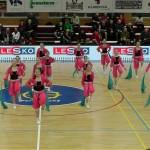 Aerobic tour 2016 – Pardubice - Basket – Jasmíny