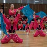 Bohemia aerobic tour 2016 - Nymburk (duben)