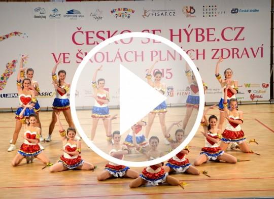 Video z vystoupení